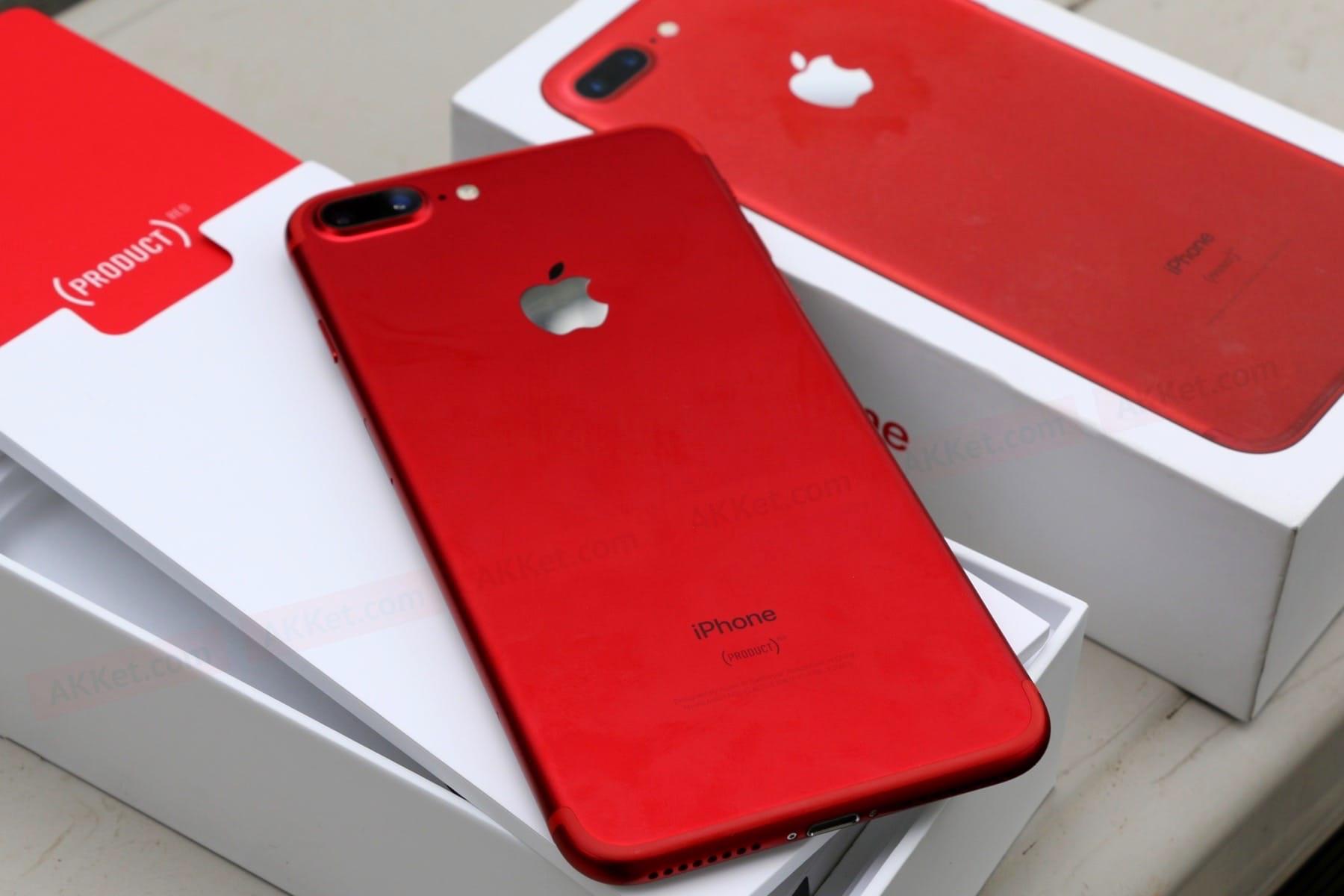 (PRODUCT) RED: Apple официально представила iPhone вновом цвете