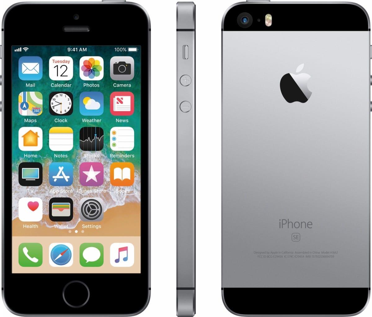 Настоящий iPhoneSE 2 состеклянным корпусом нафотографиях
