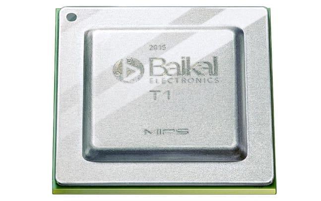 Русские  процессоры «Байкал» впервый раз  появились врозничной продаже