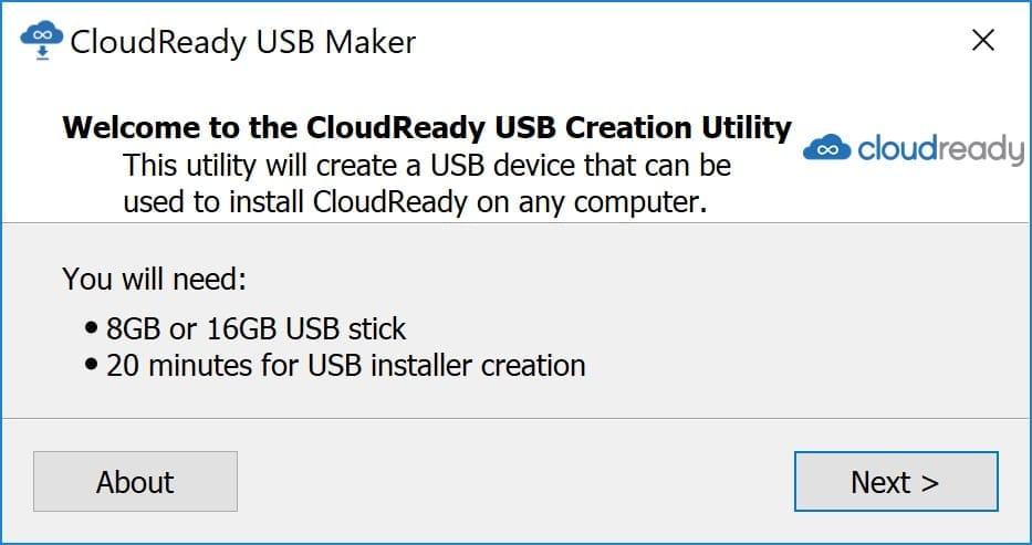 Новая программа позволяет установить Chrome OS от Google на