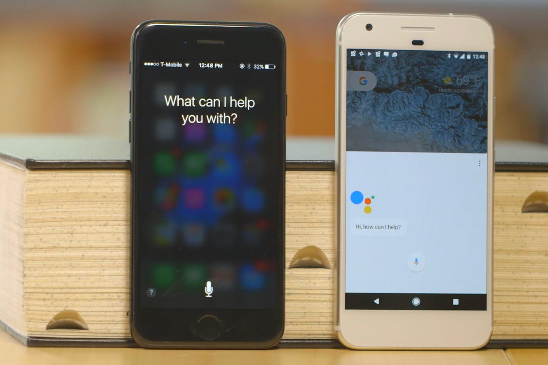 Специалисты: Голосовой помощник Google оказался вдвое благоразумнее Siri