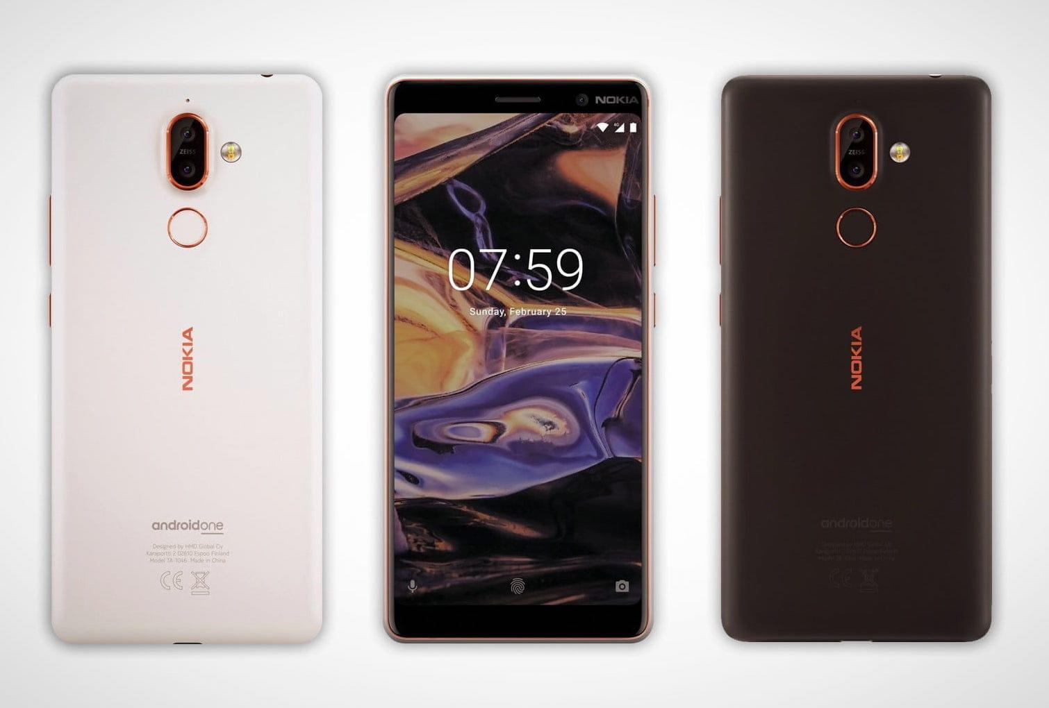 HMD Global в Российской Федерации начала продажи телефона нокиа 7 Plus