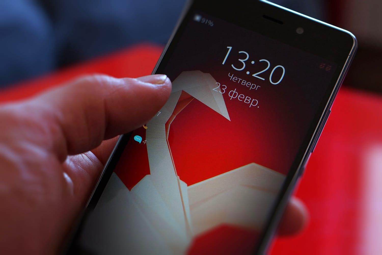 В Российской Федерации выйдут отечественные мобильные телефоны набазеOC андроид