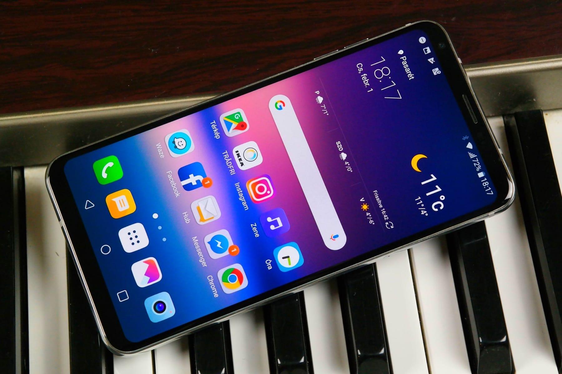 LGподтвердила, что новый смартфон получит названиеLG Q7