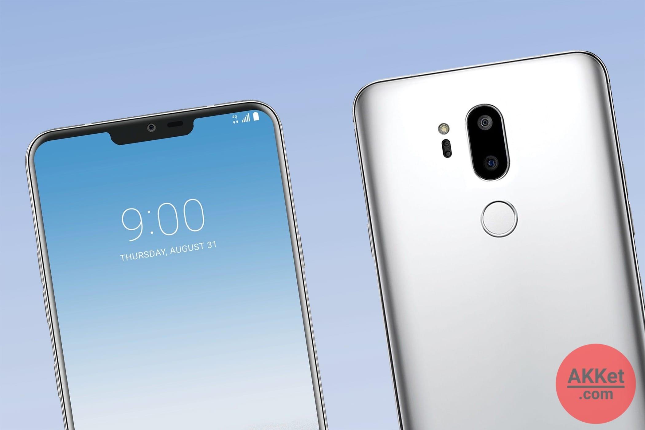 0 LG G7 ThinQ официальное