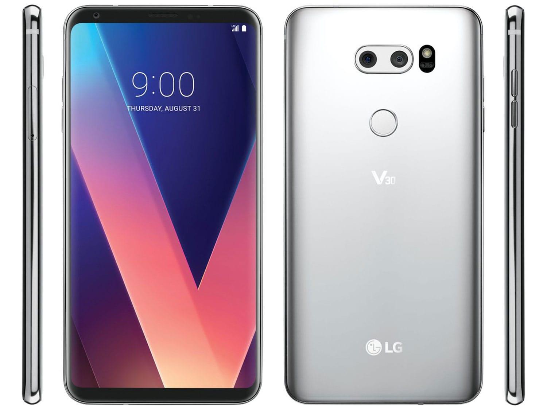 Флагманский смартфонLG V40 дебютирует впоследнем летнем месяце