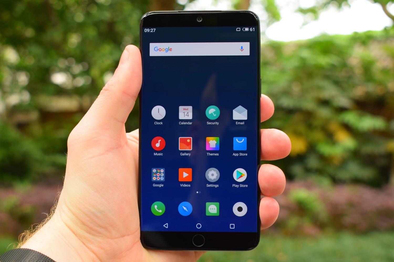 Компания Meizu готовит доступный смартфон на андроид Goза3 тыс. руб.