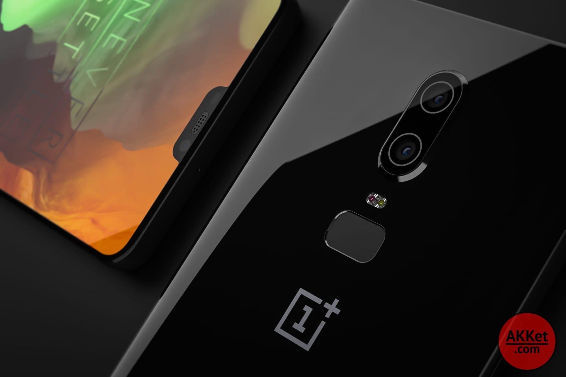 Вглобальной паутине появились фото нового флагмана OnePlus 6 состеклянным корпусом