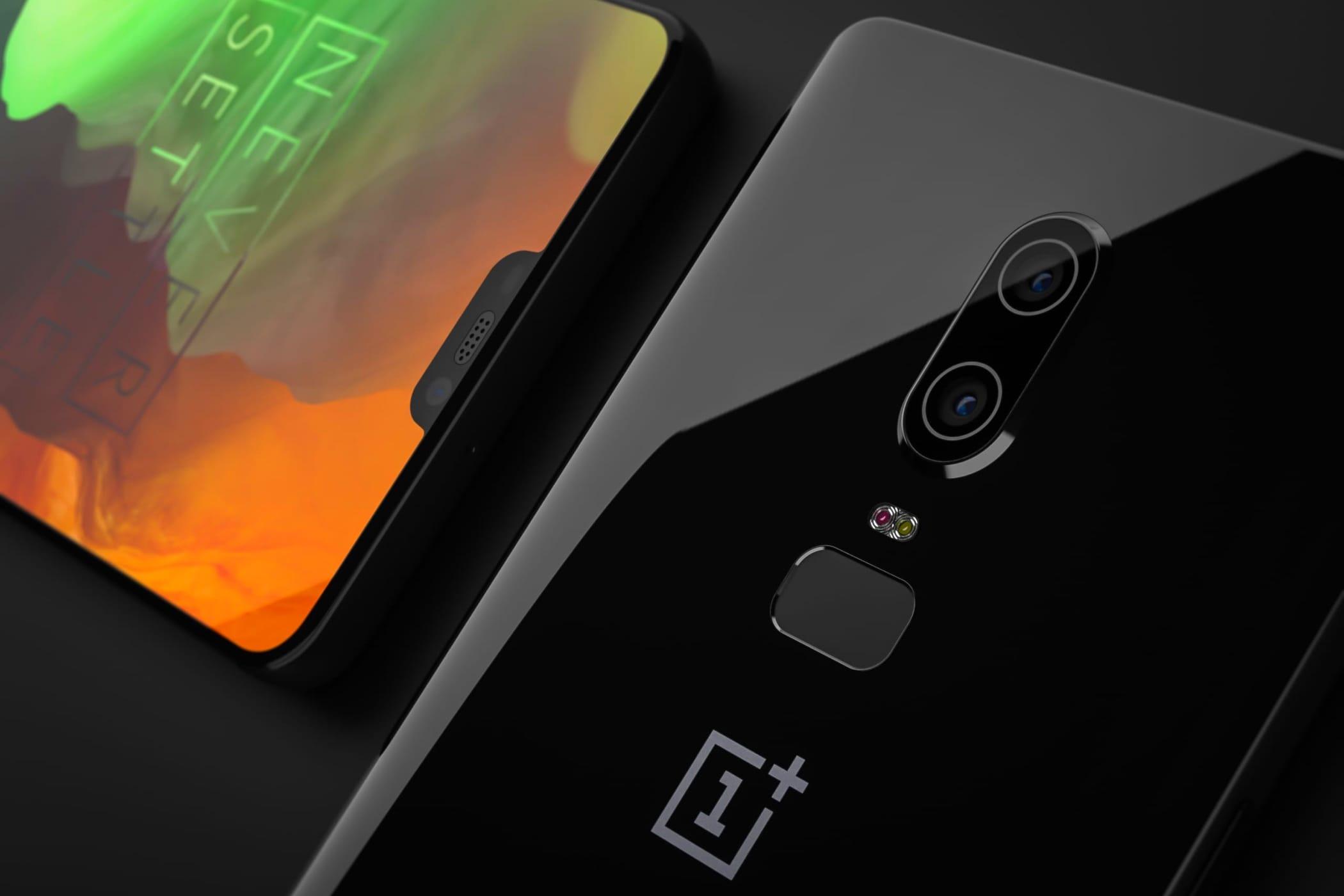 Смартфон OnePlus 6 снабжается стеклянным корпусом