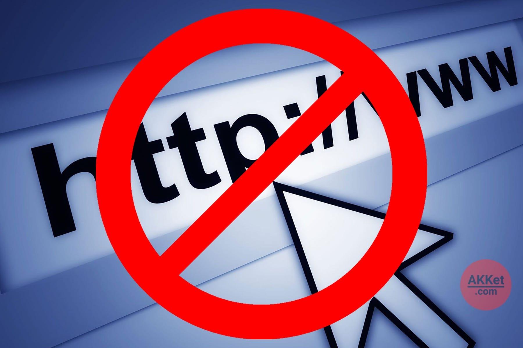 1 Перестали открываться сайты из-за блокировок? –обращайтесь в РОЦИТ