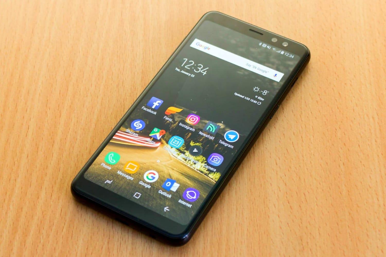 Самсунг готовит квыпуску Galaxy S9 Мини