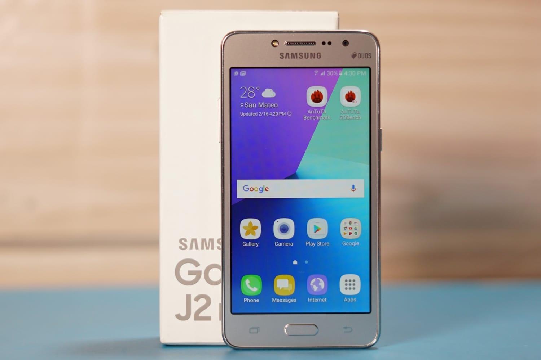 Смартфон Galaxy J2 Pro неподдерживает интернет
