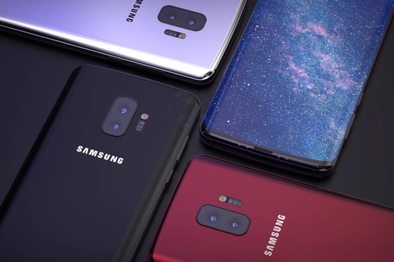 Samsung Galaxy S10 mà đẹp thế này sẽ bán đắt như tôm tươi