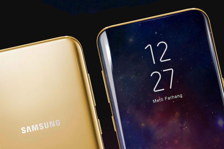 Самсунг Galaxy S10 получит встроенную в дисплей фронтальную камеру