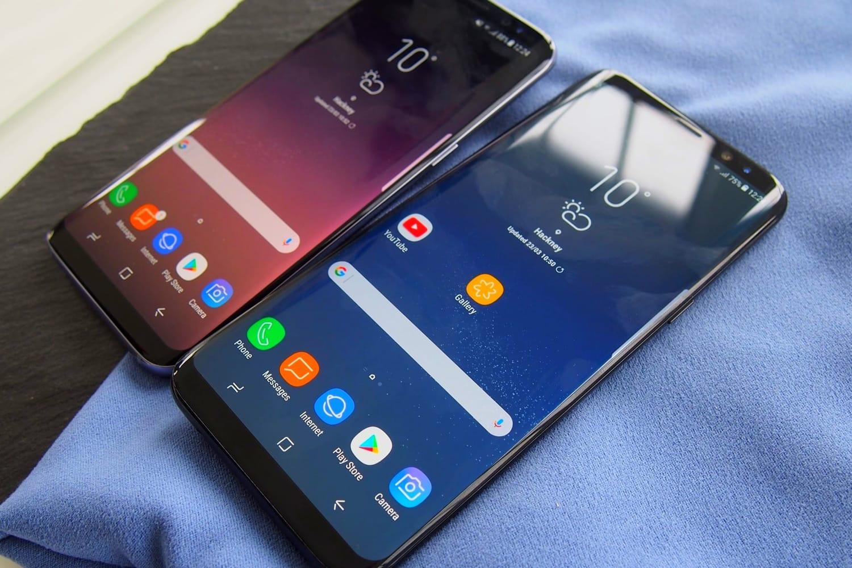 Самсунг Galaxy S9+ практически вдвое обрушил цены наGalaxy S8+