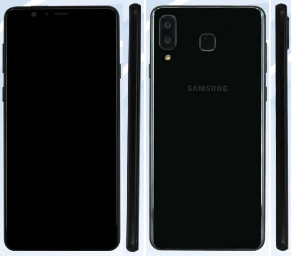 Самсунг выпустит усовершенствованный Galaxy А8 иупрощенный S8