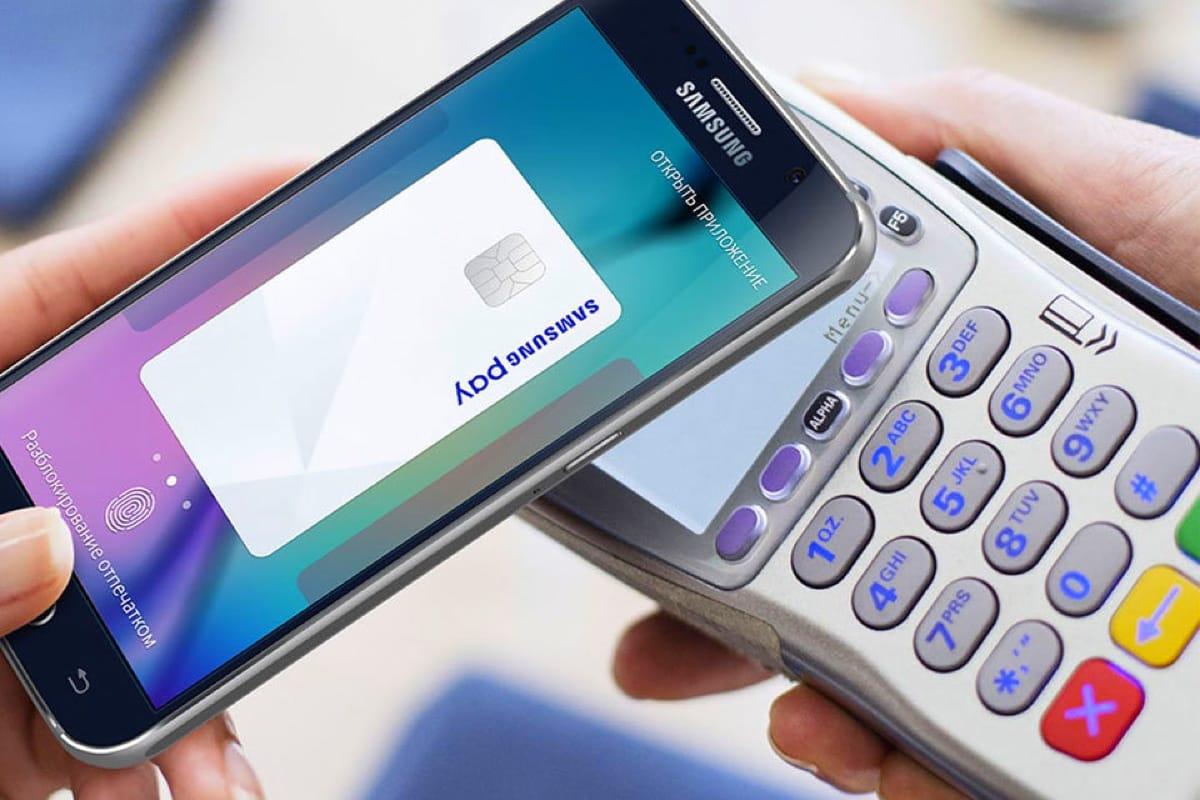 Самсунг Pay получила поддержку PayPal
