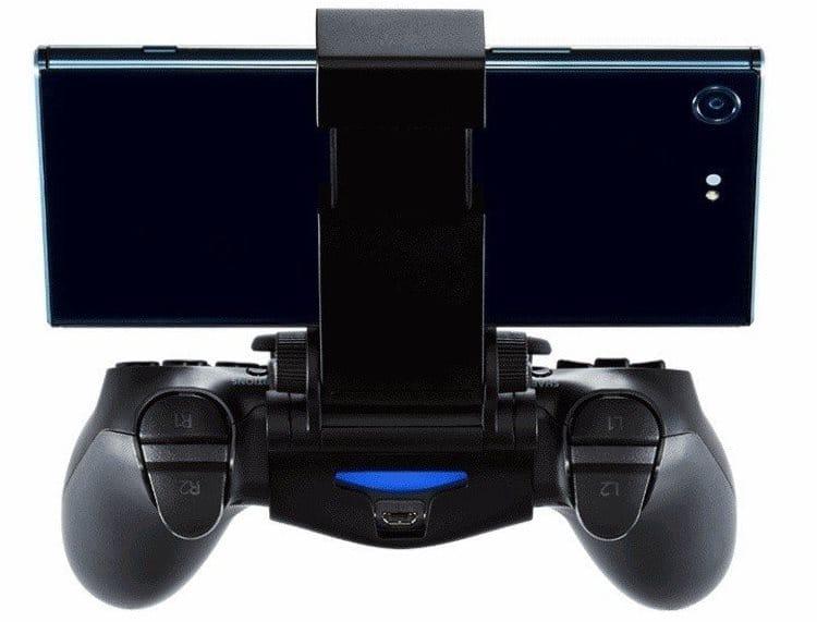 Аксессуар Сони XMount превратит смартфон в PS 4— Два водном