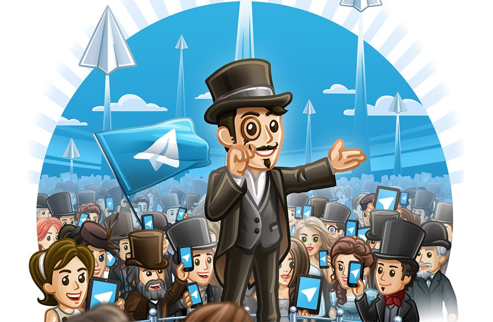Предприниматель требует отРКН 5 млн руб. из-за блокировки Telegram
