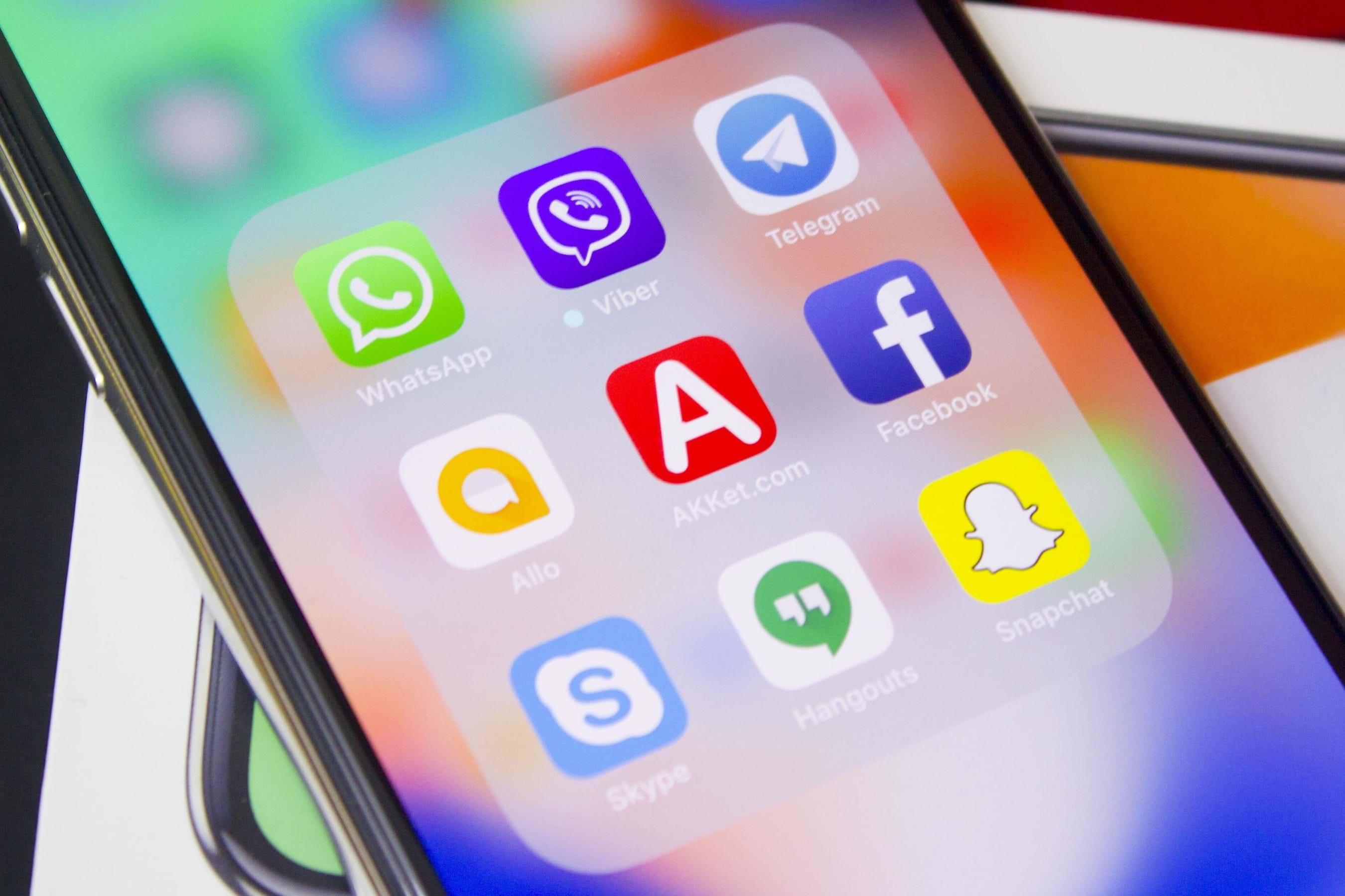 Роскомнадзор разъяснил отсутствие претензий к социальная сеть Facebook иWhatsApp