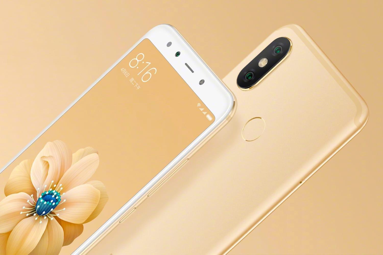 0 Xiaomi Mi 6X полные технические характеристики