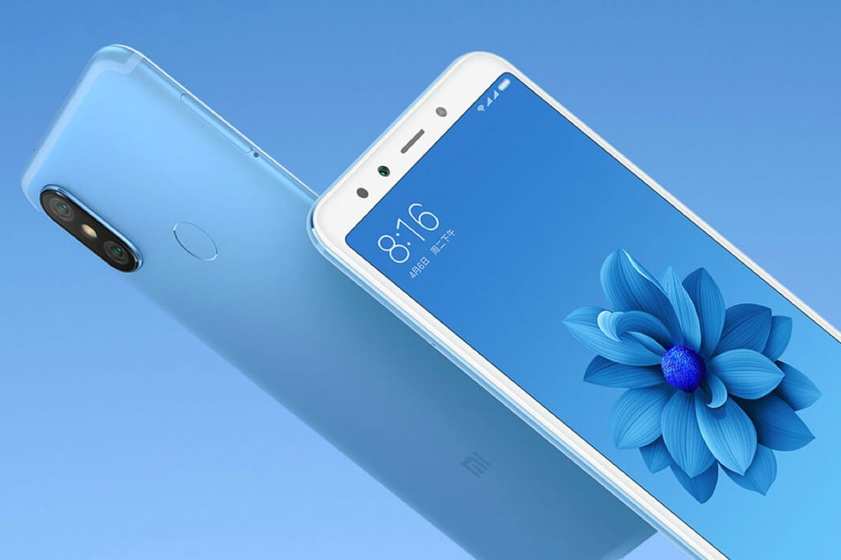 Смартфон Xiaomi Mi6X показался наживых фото ивидео