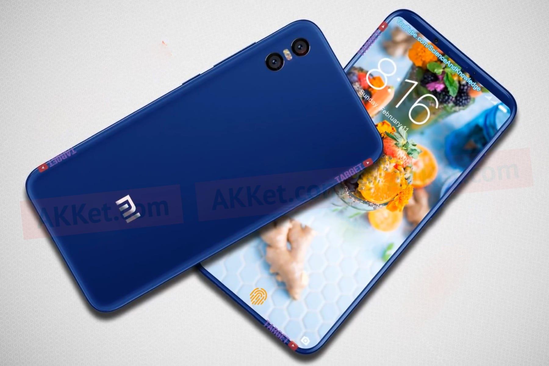 Вглобальной web-сети появились живые фотографии телефона Xiaomi Mi7