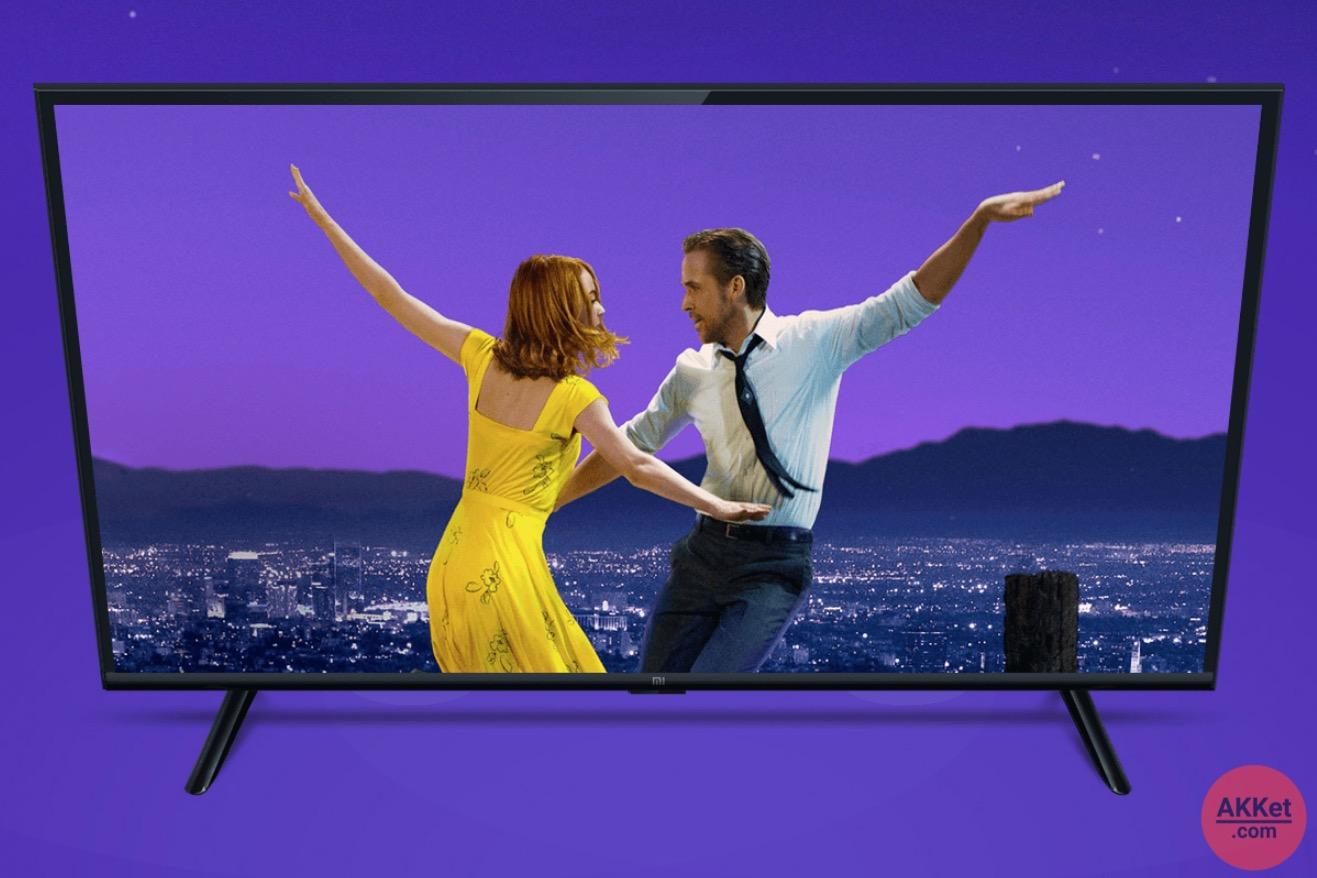 Телевизор Xiaomi Mi TV 4A временно распродают за 8 200