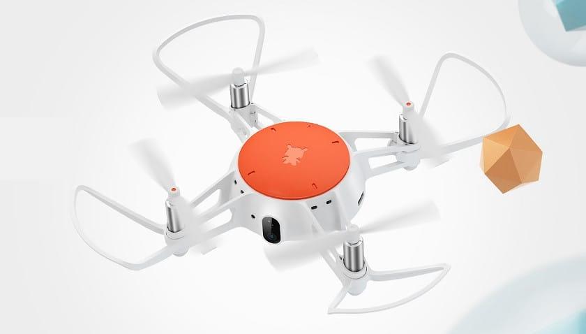 Xiaomi представила доступный иочень компактный дрон