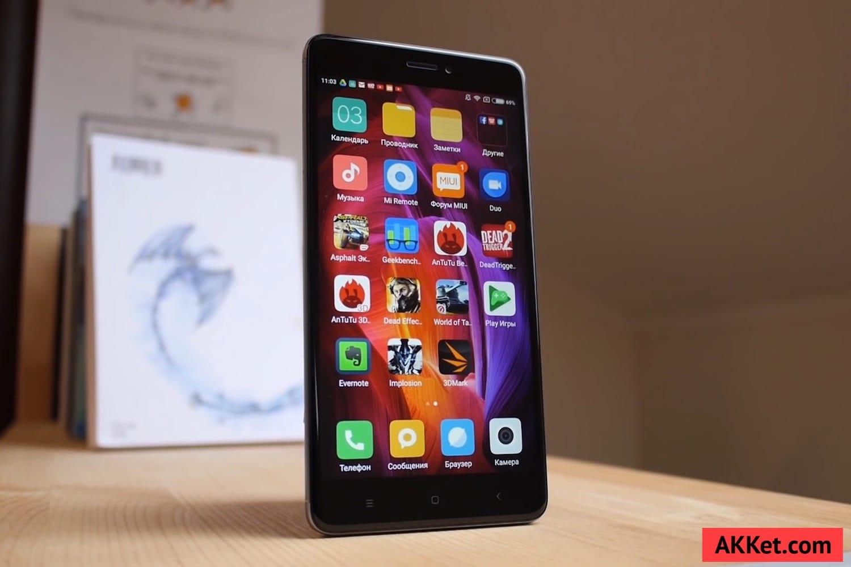 Xiaomi Redmi 4X два дня распродают посамой низкой цене