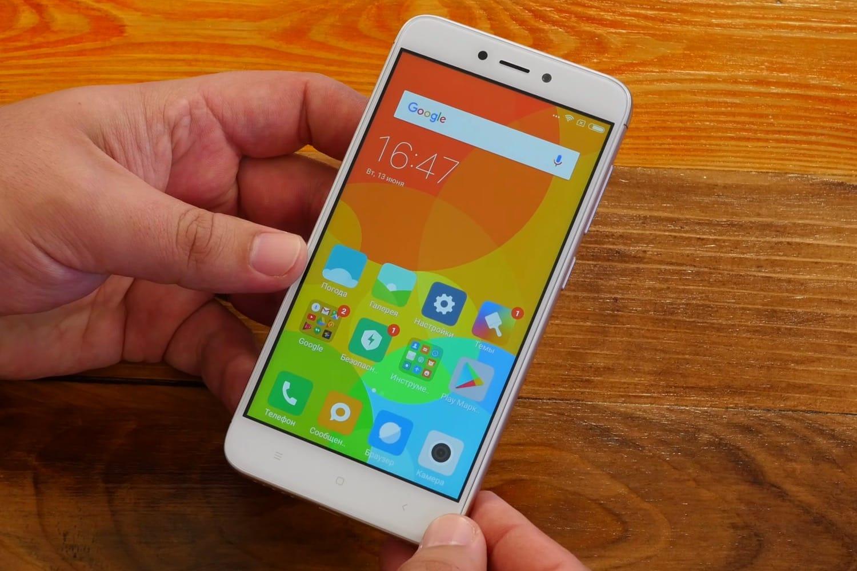 Xiaomi Redmi 4X удешевили до6 899 руб.