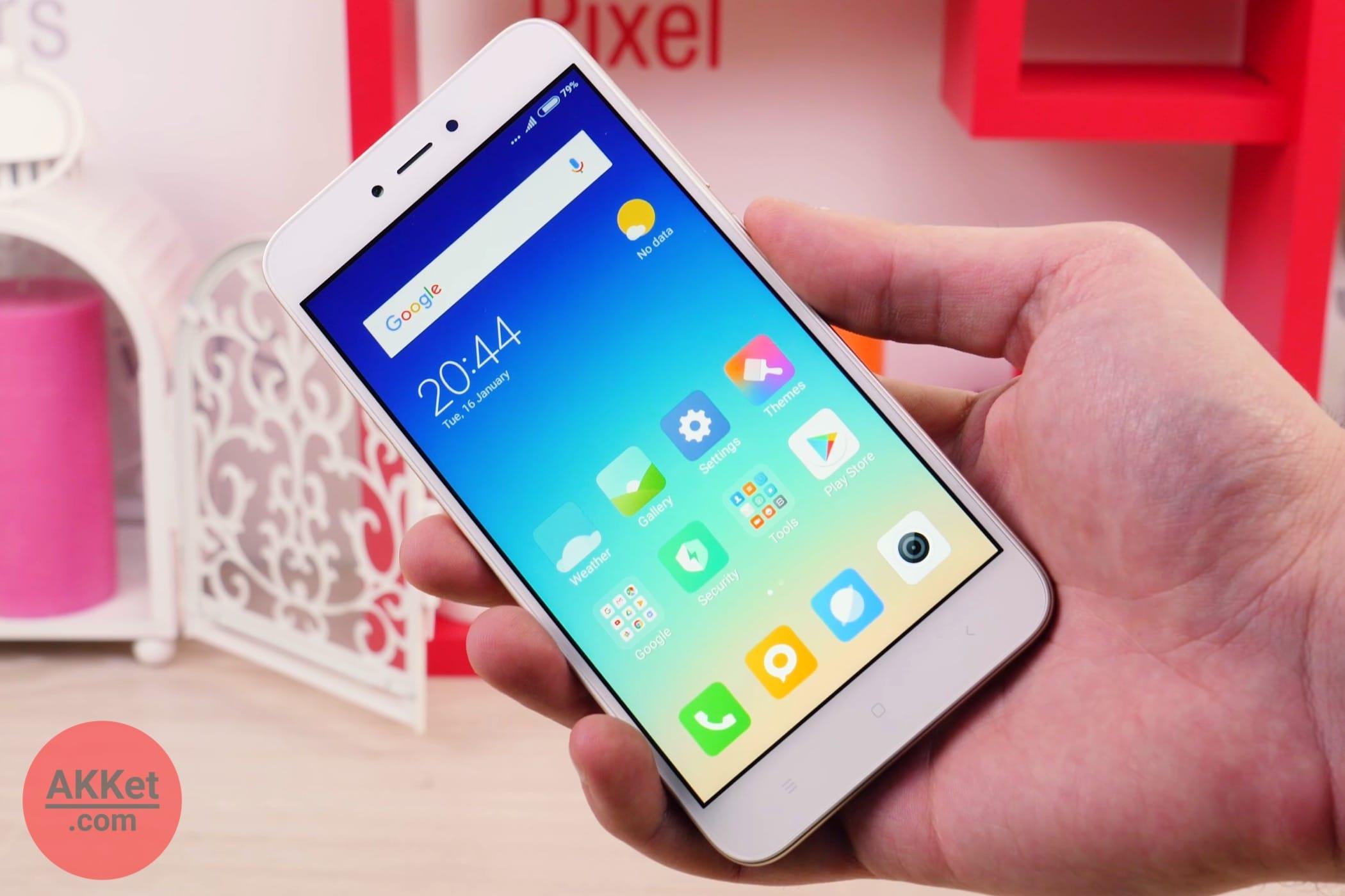 Магазин Xiaomi вРФ реализует  Redmi Note 5A Prime за990 рублей