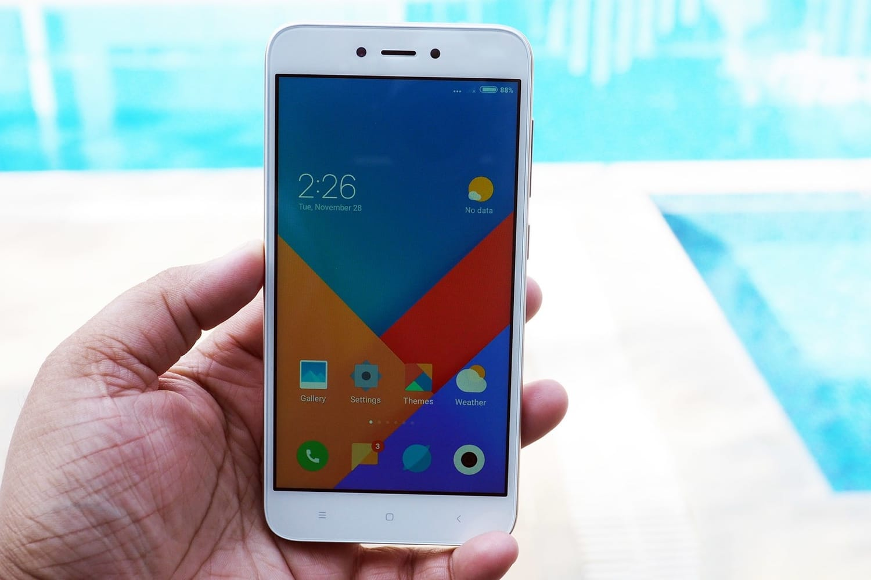 Вразработке Xiaomi есть полноэкранный бюджетник Redmi S2