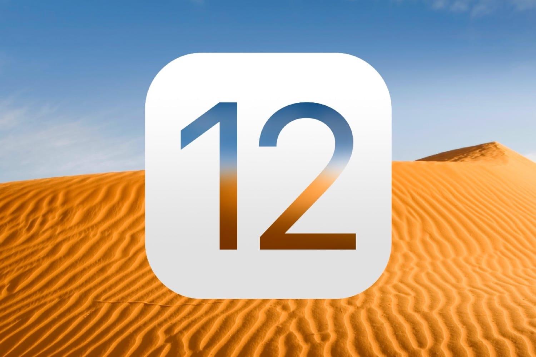 IPhone 5S может получить iOS 12