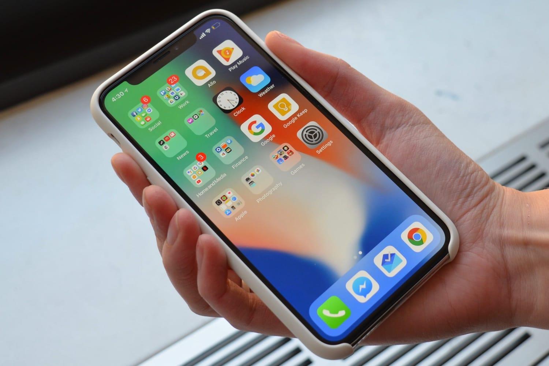 Apple: iPhone получит новейшую функцию отслеживания взора пользователей