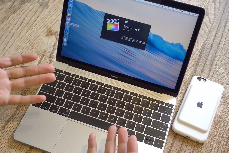 Apple делает гибридный ноутбук ссенсорным дисплеем иARM процессором
