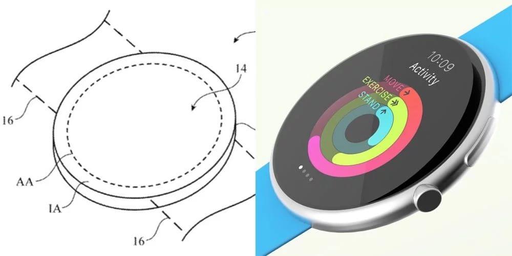 Apple разрабатывает круглые смарт-часы?