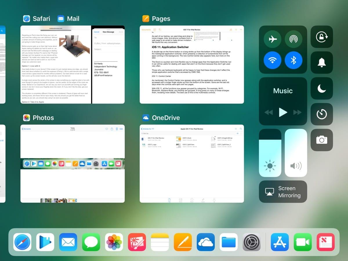 Apple в следующем году выпустят iOS 13, что значительно сделает лучше работу iPad