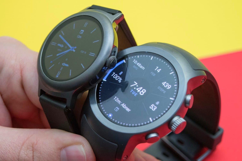Всеть утекли характеристики иизображение Huawei Watch 2 (2018)