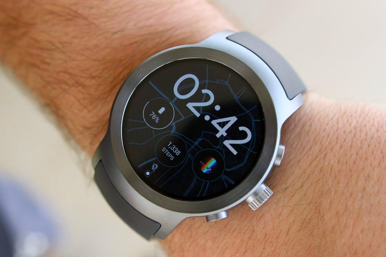 Смарт-часыLG LM-W315 одобрены FCC