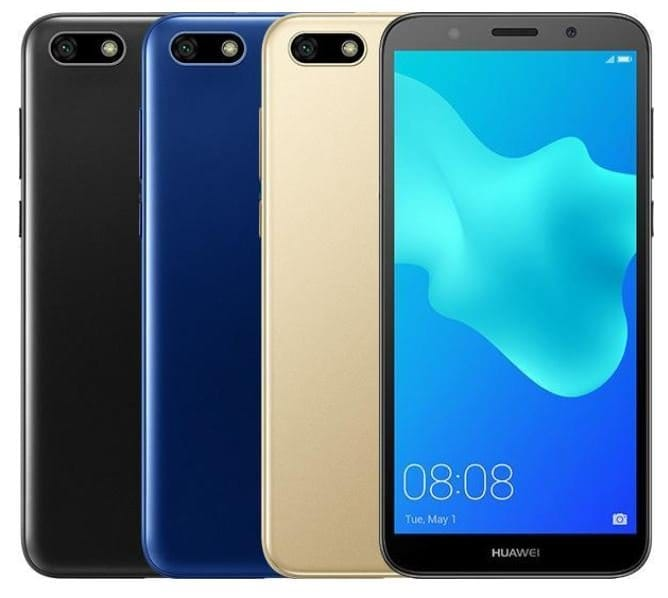Анонс Huawei Y5 Prime 2018 - недорогий смартфон на Android 8.1 Oreo