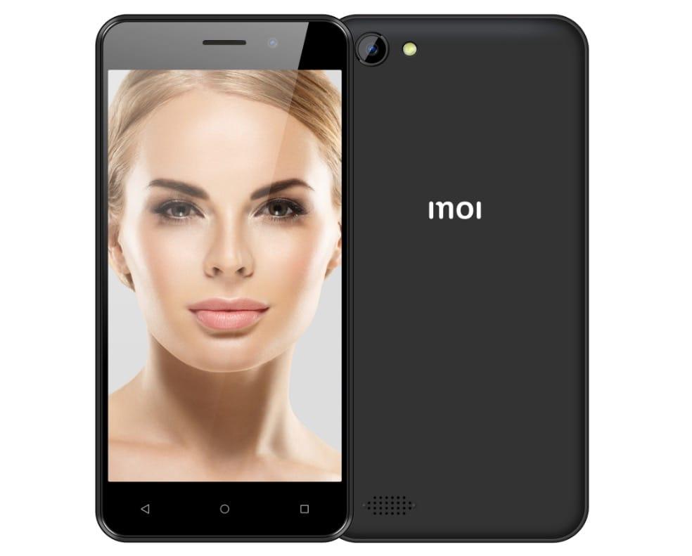 INOI 2 Lite: в Российской Федерации стартовали продажи первого фирменного телефона на андроид