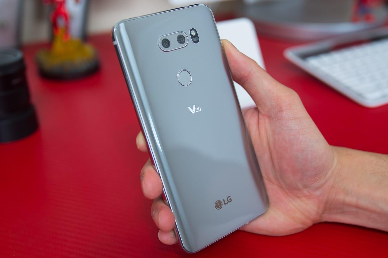 LGофициально презентован флагманский смартфон версии G7 ThinQ