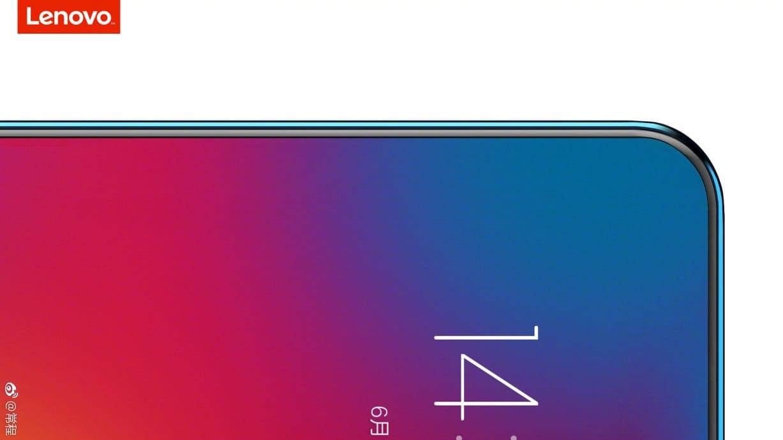 Размещен  очередной  тизер безрамочного телефона  Lenovo