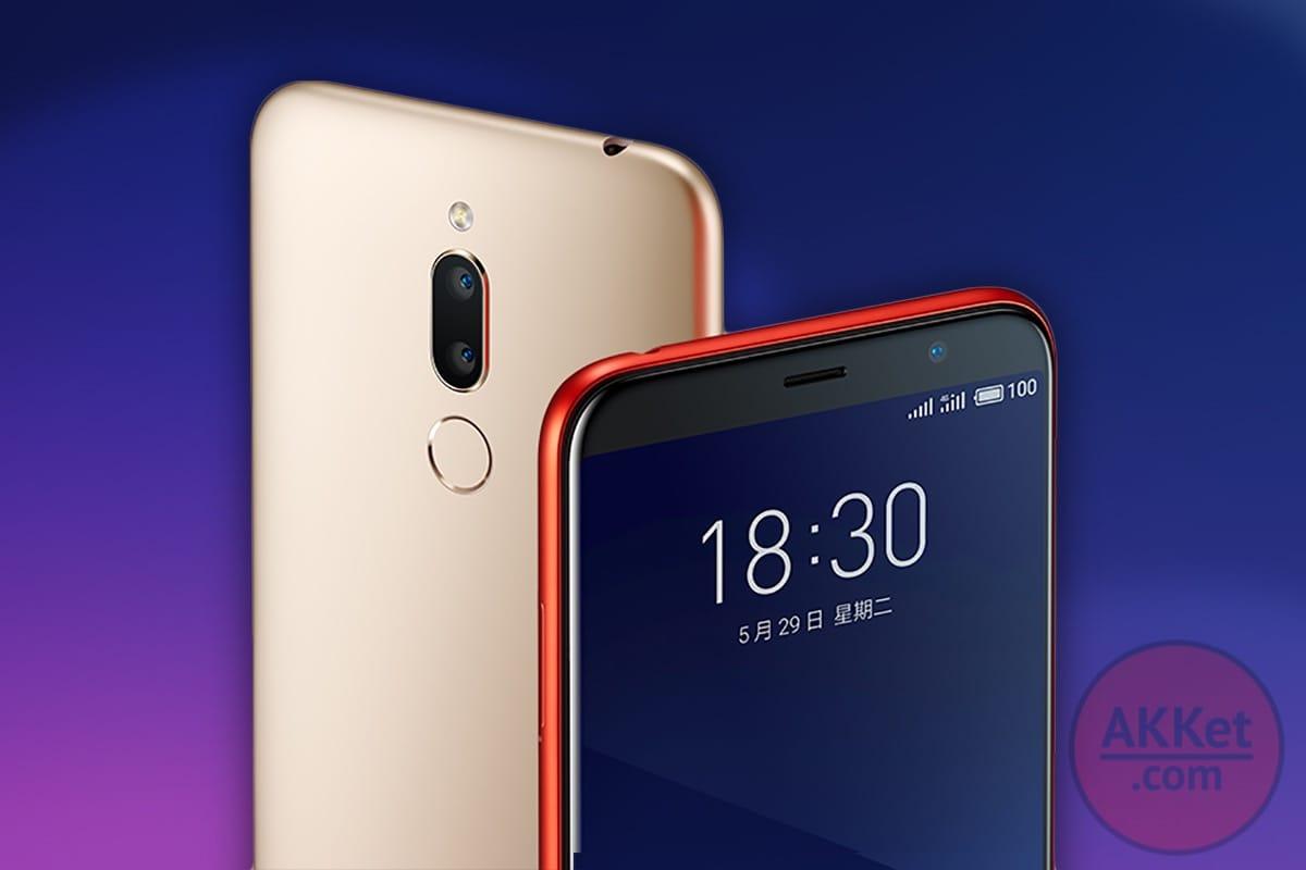 0<br /> Анонс Meizu M6T – недорогой смартфон с двойной камерой и большим экраном