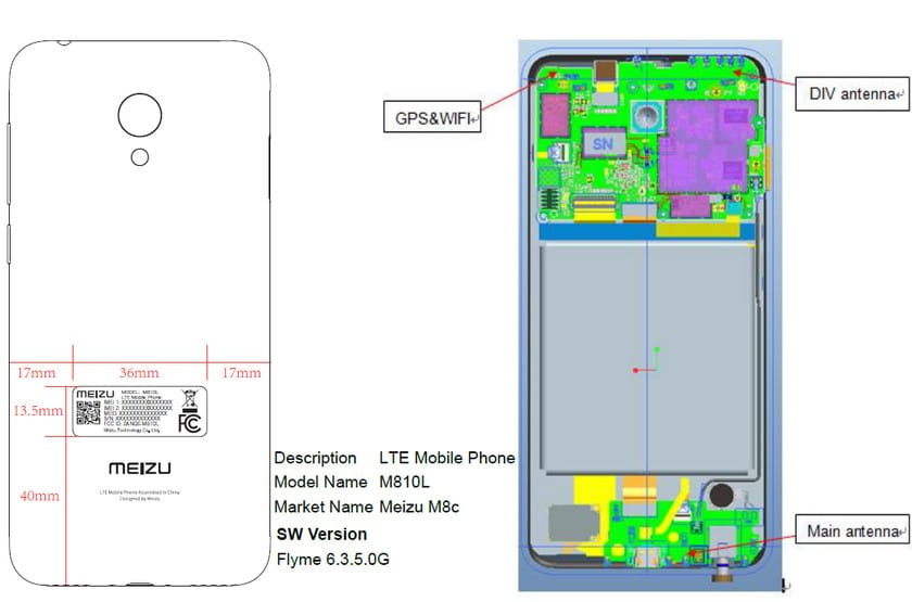 Meizu готовит кпрезентации бюджетный смартфон Meizu M8c