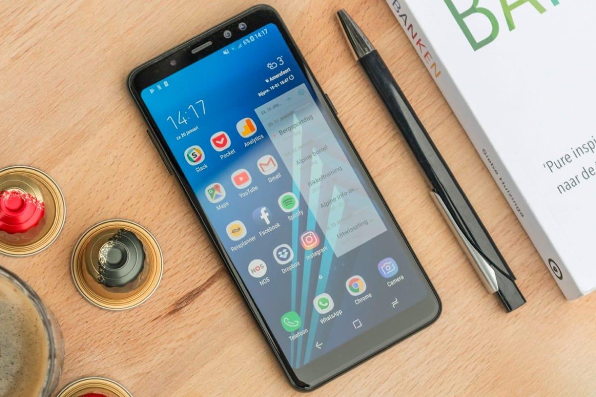 Рендер телефона Самсунг Galaxy Note 9 доступен винтернете