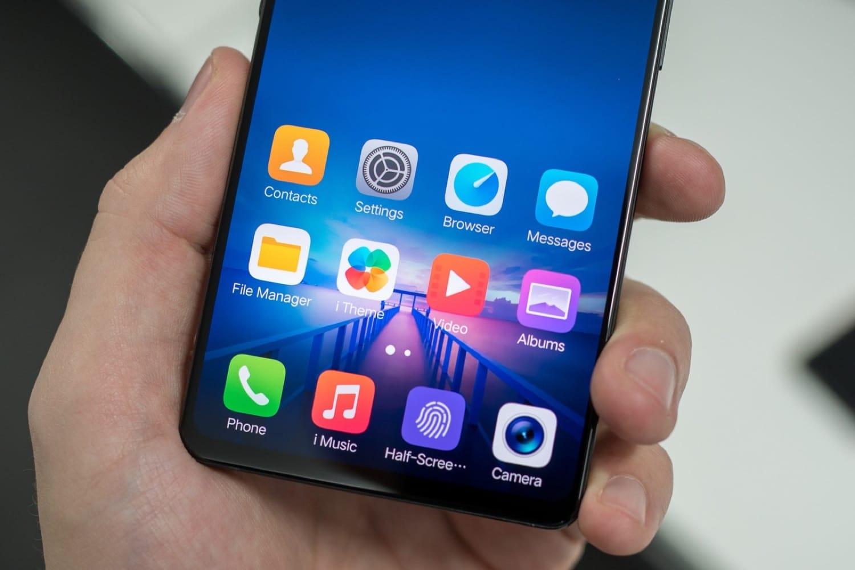 Galaxy Note 9 неполучит интегрированный дактилоскопический индикатор