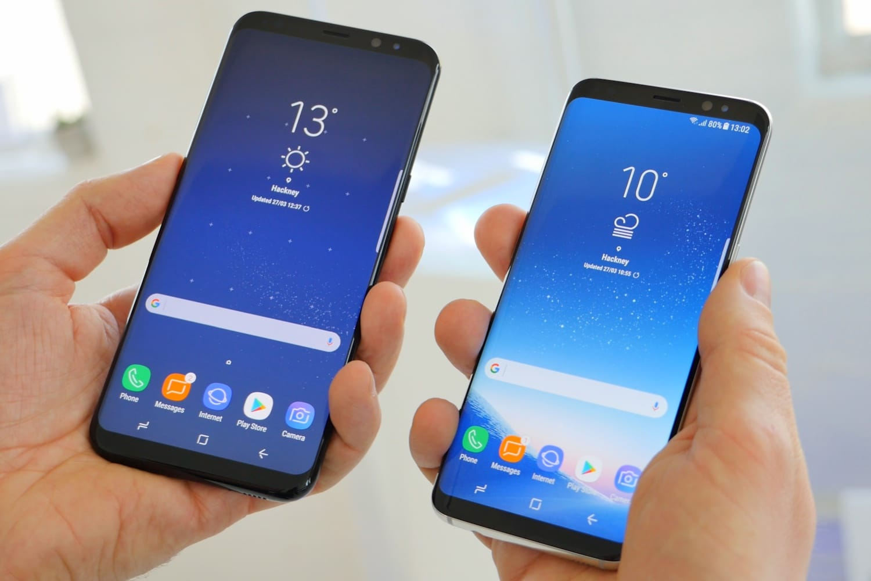 Strategy Analytics: Смартфон Самсунг Galaxy S8 упал вцене в пару раз