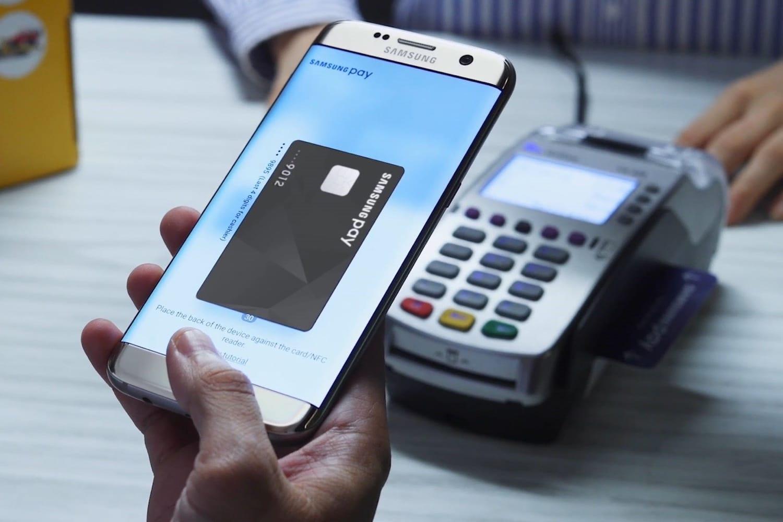 В Самсунг Pay появился кэшбэк
